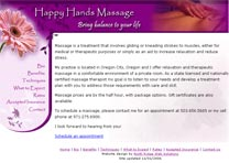 Happy Hands Massage